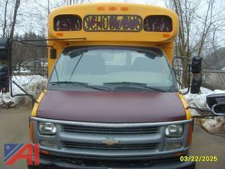 2001 Chevy Mini Bus