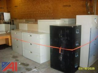 (19) Filing Cabinets