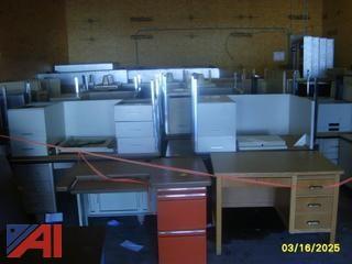 (34) Teacher Desks