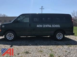 **Lot Updated** 2009 Chevy Express Van