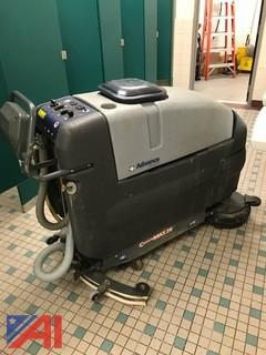 Nilfisk Advance Floor Cleaning Machine