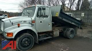 1999 International 4700 Low Pro Dump