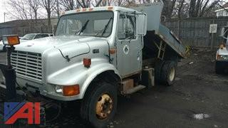 1999 International 4700 10W Pro Dump