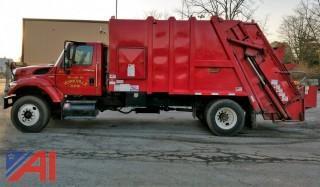 2010 International WorkStar 7600 Packer/Garbage Truck