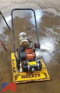 Wacker Soil Compactor