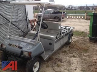 Fairway Club Car Golf Cart