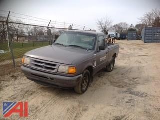 **lot updated** 1996 Ford Ranger Pickup