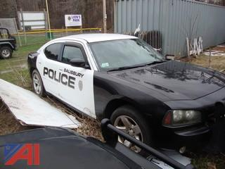 2007 Dodge Charger Police Vehicle