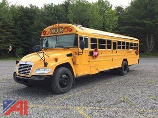 2010 Bluebird Vision Bus
