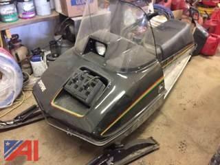1982 John Deere Spitfire