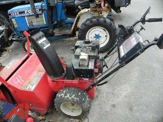 Snapper Snow Blower Model #10305E
