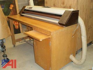 Blueprint Blueline Printer