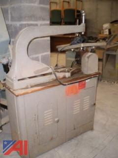 J - Line Jointer Saw