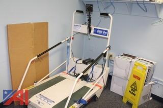 Garaventa Super Trac Portable Wheelchair Lift