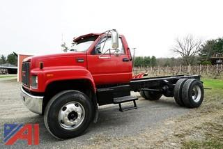 1998 GMC C8500 Top Kick Cab & Chassis