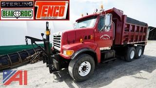 2004 Sterling LT9 Series Plow Spreader & Dump Truck