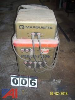 Marquette Stick Welder