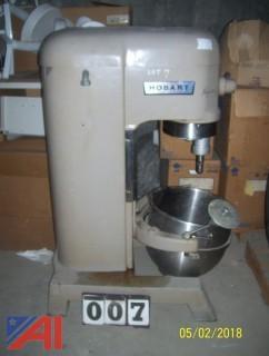 Hobart Model H600 Mixer