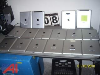 (16) Apple I Pads