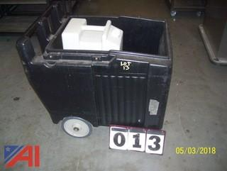 Cambro Rolling Cooler