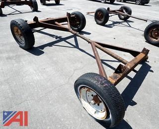 Farm Wagon Running Gears