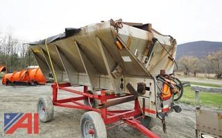 13' Stainless Steel V Body Spreader