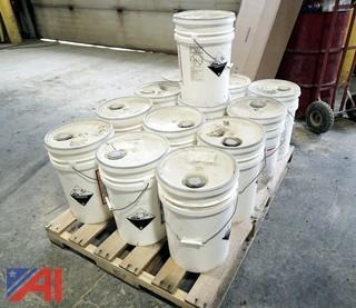 (13) 6-Gallon Pails of Salt-Away Ice Melt Rinse Aid