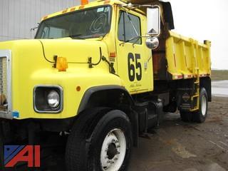 2003 International 2674 Dump Truck