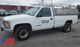 1999 GMC Sierra Pickup Truck