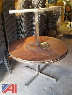 (2) Round Tables