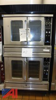(2) Garland Convection Ovens