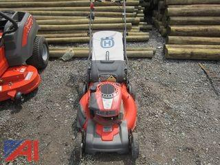 2013 Husqvarna 725EX Self Propelled Push Mower