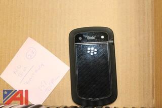 (150) Verizon Blackberry Bold Cell Phones