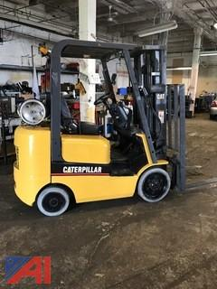 2002 Caterpillar GC20K Forklift