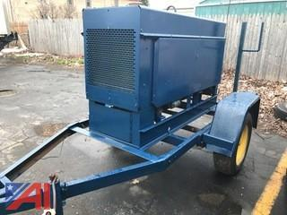 Miller Big 40G Trailer Mounted Generator