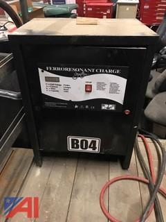 Ferroresonant Battery Charger