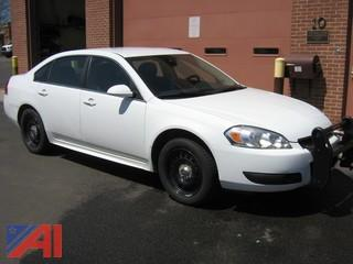 2014 Chevrolet Impala 4DSD/Police Vehicle