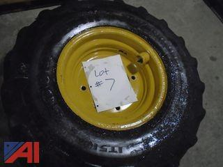 (2) Goodyear Tires with Rims