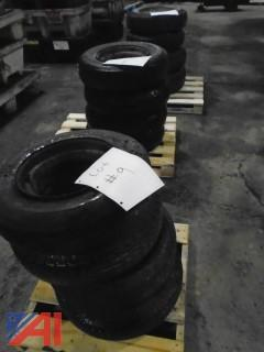 (12) Goodyear  Hi Lander Tires with Rims