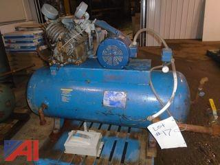 Kanton Machine Corp. Compressor