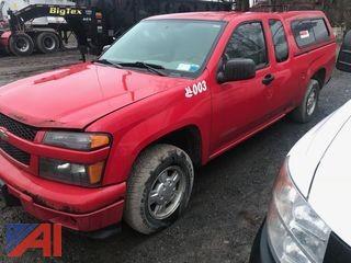 2005 Chevrolet Colorado Pickup