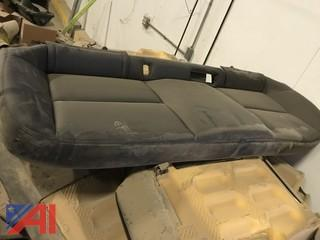 Chevy Caprice Rear Seats
