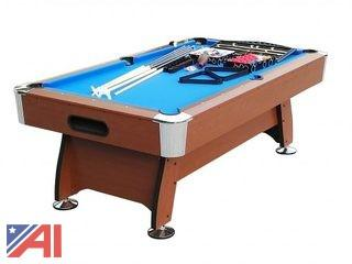 7' B058 Snooker Pool Table