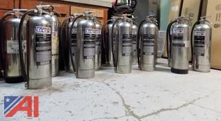 (26) Fire Extinguishers