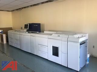 Xerox Docutech Nuvera 144EA Copier