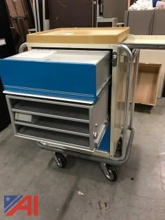 Fernco Medicine Cart