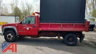 1994 Chevy Dump Truck