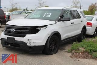 2014 Ford Explorer MPV