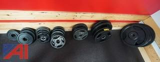 (26) Pc Plate Weights Group