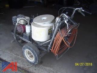 SpeedFlo Paint Machine